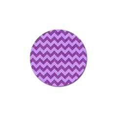 Background Fabric Violet Golf Ball Marker by Nexatart