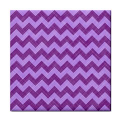Background Fabric Violet Face Towel by Nexatart