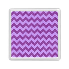 Background Fabric Violet Memory Card Reader (square)