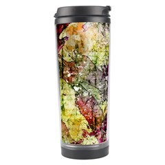 Background Art Abstract Watercolor Travel Tumbler by Nexatart