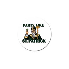 St  Patricks Day  Golf Ball Marker (10 Pack) by Valentinaart
