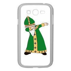 St  Patrick  Dabbing Samsung Galaxy Grand Duos I9082 Case (white) by Valentinaart