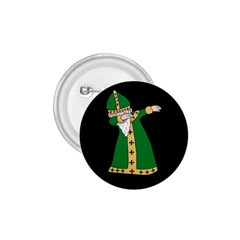 St  Patrick  Dabbing 1 75  Buttons by Valentinaart