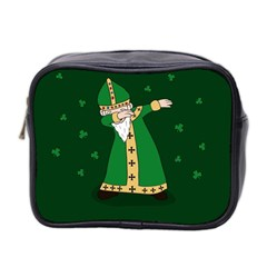 St  Patrick  Dabbing Mini Toiletries Bag 2 Side