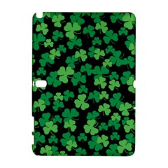 St  Patricks Day Clover Pattern Galaxy Note 1