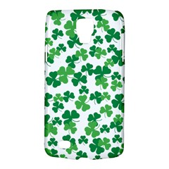 St  Patricks Day Clover Pattern Galaxy S4 Active