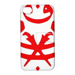 Malaysia Unmo Logo Apple Iphone 4/4s Hardshell Case With Stand by abbeyz71