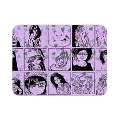 Lilac Yearbook 2 Double Sided Flano Blanket (mini)
