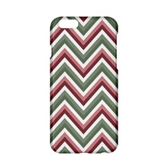 Chevron Blue Pink Apple Iphone 6/6s Hardshell Case by snowwhitegirl