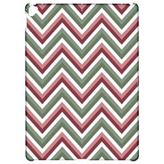Chevron Blue Pink Apple Ipad Pro 12 9   Hardshell Case by snowwhitegirl