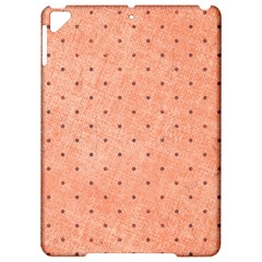 Dot Peach Apple Ipad Pro 9 7   Hardshell Case by snowwhitegirl