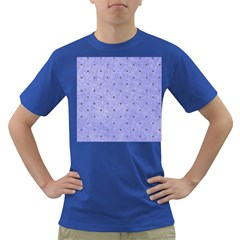 Dot Blue Dark T-shirt