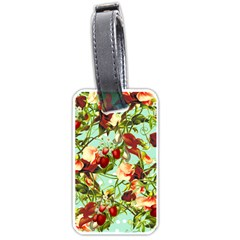 Fruit Blossom Luggage Tags (two Sides) by snowwhitegirl