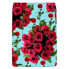 Roses Blue Flap Covers (l)