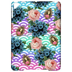 Floral Waves Apple Ipad Pro 9 7   Hardshell Case by snowwhitegirl