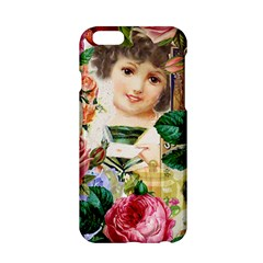 Little Girl Victorian Collage Apple Iphone 6/6s Hardshell Case by snowwhitegirl