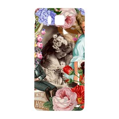 Victorian Collage Samsung Galaxy Alpha Hardshell Back Case by snowwhitegirl