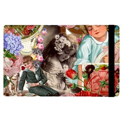Victorian Collage Apple Ipad Pro 12 9   Flip Case by snowwhitegirl
