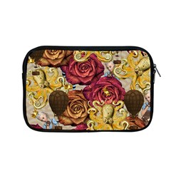 Octopus Floral Apple Macbook Pro 13  Zipper Case by snowwhitegirl