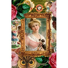 Victorian Collage Of Woman 5 5  X 8 5  Notebooks by snowwhitegirl