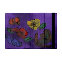 Flowers Apple Ipad Mini Flip Case by snowwhitegirl
