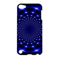 Indigo Lotus  Apple Ipod Touch 5 Hardshell Case by vwdigitalpainting