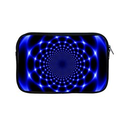 Indigo Lotus  Apple Macbook Pro 13  Zipper Case by vwdigitalpainting