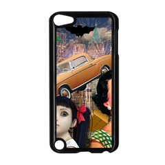 Out In The City Apple Ipod Touch 5 Case (black) by snowwhitegirl