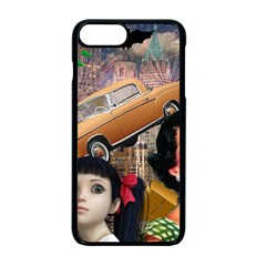 Out In The City Apple Iphone 7 Plus Seamless Case (black) by snowwhitegirl