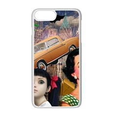 Out In The City Apple Iphone 7 Plus Seamless Case (white) by snowwhitegirl
