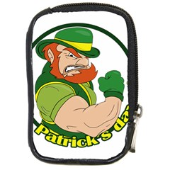 St  Patricks Day Compact Camera Cases by Valentinaart