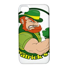 St  Patricks Day Apple Iphone 4/4s Hardshell Case With Stand