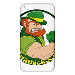 St  Patricks Day Iphone 6 Plus/6s Plus Tpu Case by Valentinaart