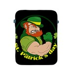 St. Patricks day Apple iPad 2/3/4 Protective Soft Cases Front