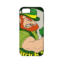 St  Patricks Day Apple Iphone 5 Classic Hardshell Case (pc+silicone) by Valentinaart