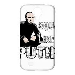 Squat Like Putin Samsung Galaxy S4 Classic Hardshell Case (pc+silicone)
