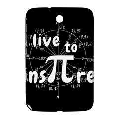 Pi Day Samsung Galaxy Note 8 0 N5100 Hardshell Case  by Valentinaart