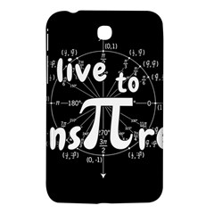 Pi Day Samsung Galaxy Tab 3 (7 ) P3200 Hardshell Case  by Valentinaart