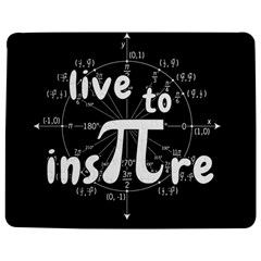 Pi Day Jigsaw Puzzle Photo Stand (rectangular) by Valentinaart