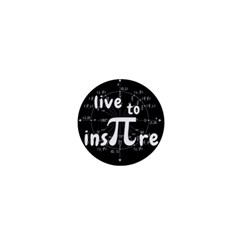 Pi Day 1  Mini Buttons by Valentinaart