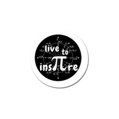 Pi Day Golf Ball Marker (10 Pack) by Valentinaart