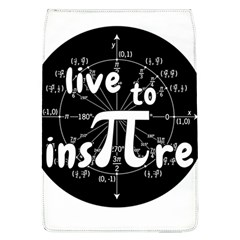 Pi Day Flap Covers (l)  by Valentinaart