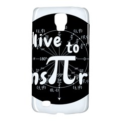 Pi Day Galaxy S4 Active by Valentinaart