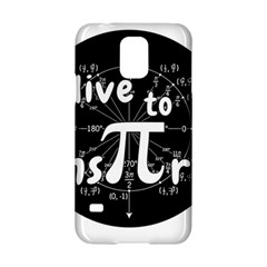 Pi Day Samsung Galaxy S5 Hardshell Case  by Valentinaart