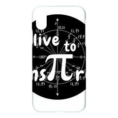 Pi Day Apple Iphone X Hardshell Case