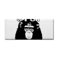 Stop Animal Abuse - Chimpanzee  Cosmetic Storage Cases