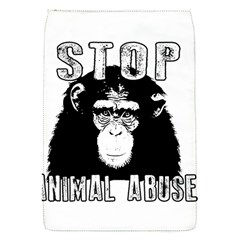 Stop Animal Abuse - Chimpanzee  Flap Covers (S)