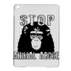 Stop Animal Abuse - Chimpanzee  iPad Air 2 Hardshell Cases