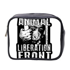 Animal Liberation Front   Chimpanzee  Mini Toiletries Bag 2 Side