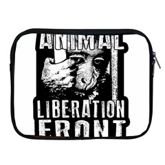 Animal Liberation Front   Chimpanzee  Apple Ipad 2/3/4 Zipper Cases by Valentinaart